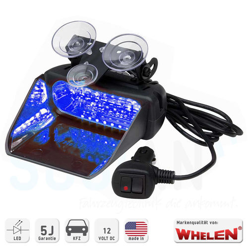Whelen Scheibenblitzer Avenger Single Super-LED