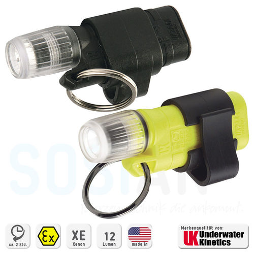 UK Pocket-Light 2AAA Xenon ATEX
