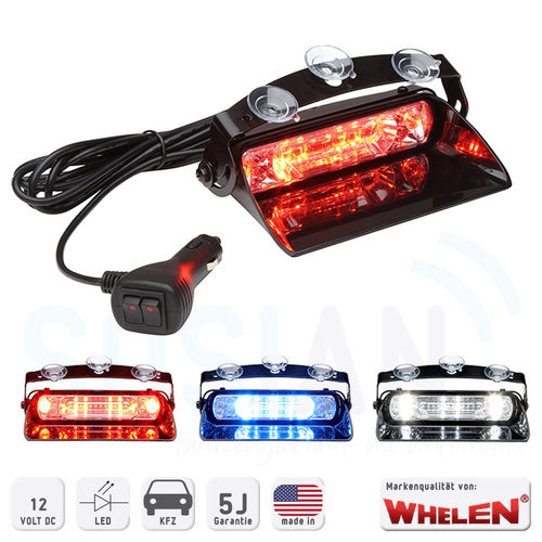 Whelen Scheibenblitzer Avenger II Single LED